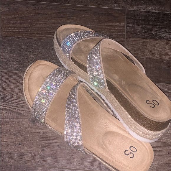 Kohls Slip On Sandals   Poshmark